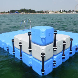 plataforma para marina