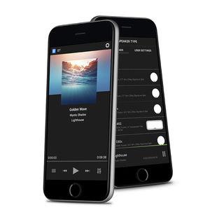software de controle / náutico / para smartphone