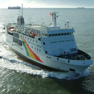 ferry para transporte de veículos Ro-Pax