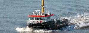 barco para levantamentos hidrográficos