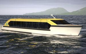 barco profissional barco de passeio / barco salva-vidas / barco de desembarque / a diesel