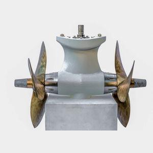 propulsor de proa / de popa / para iate / elétrico