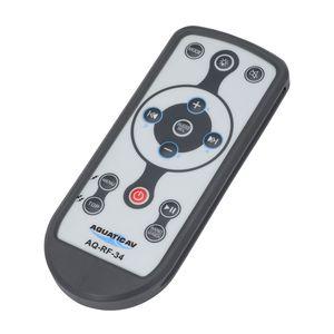 controle remoto para leitor áudio / náutico / flutuante