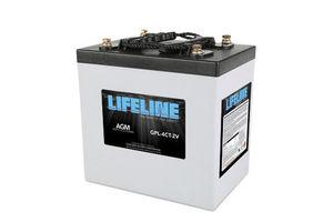 bateria náutica 2V / AGM