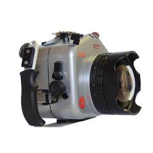 caixa para câmera fotográfica subaquática