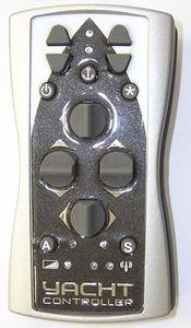 controle remoto de molinete / para propulsor / de motor / para barco