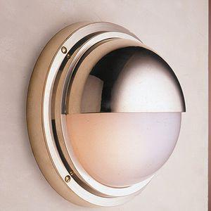 arandela para ambiente externo / para barco / de LED / de parede