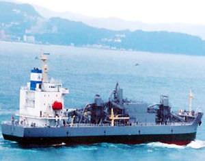 navio de carga cimenteiro