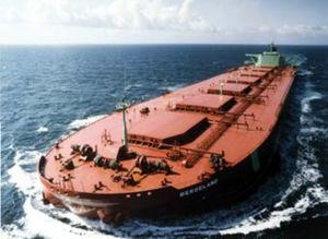 navio de carga graneleiro