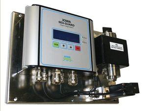 detector de presença de óleo na água / para navio / de porão / com alarme