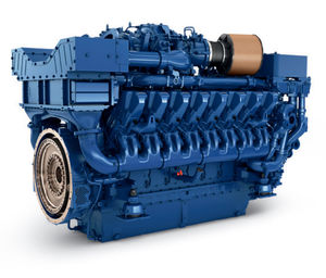 grupo gerador de energia para navio / híbrido