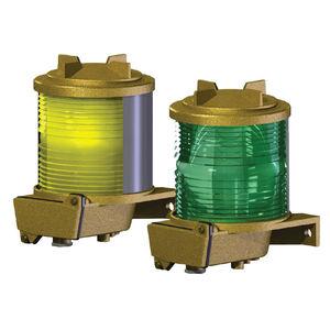 luzes de navegação para navios / para lâmpadas incandescentes / > 20 m