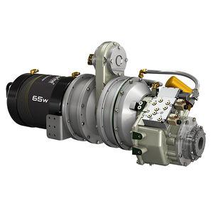 sistema de propulsão para barco / para barco profissional / para barcaça / com motor elétrico