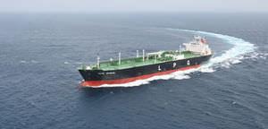 navio de carga butaneiro