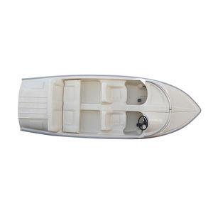 barco a pedais de 5 lugares