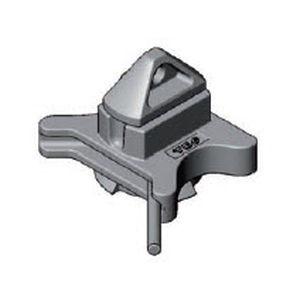 twist lock tipo breech base para travamento de contêineres
