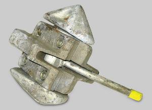 twist lock para travamento de contêineres