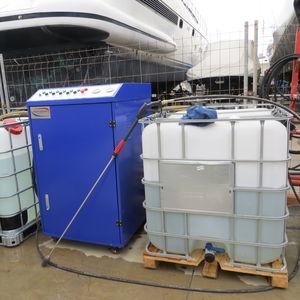 lavadora de alta pressão para estaleiro naval
