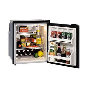 geladeira com freezer para barco / de embutir / com compressor