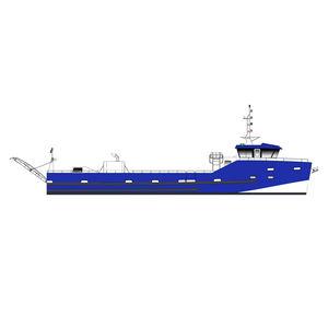 navio de carga transportador