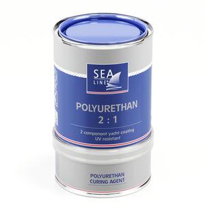 tinta para barco de recreio / bicomponente / de poliuretano / em spray