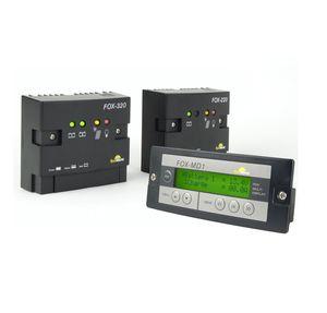 controlador e regulador de carga para bateria