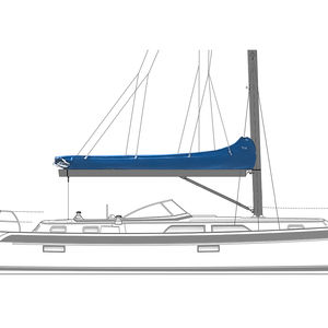 bolsa para vela / para esportes náuticos / para veleiro