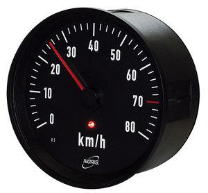 indicador para barco / para navio / de velocidade / multifuncional