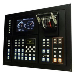 sistema de controle da propulsão