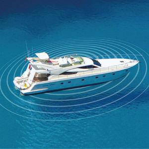sistema de posicionamento dinâmico (DPS) para barco