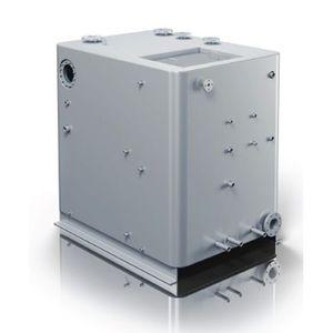 detector de presença de óleo na água de alimentação de caldeiras / de navio