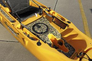 pad para canoa e caiaque