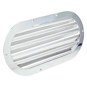 grelha de ventilação para barco / em aço inox