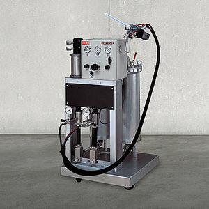 dosador-misturador de resina