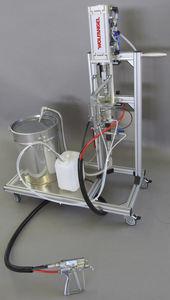 gelcoateadeira / de mistura externa / para estaleiro naval