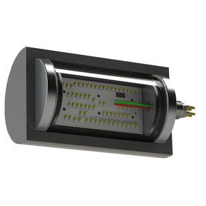 iluminação subaquática para ROV