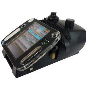 sistema de orientação e de localização para mergulho por sonar