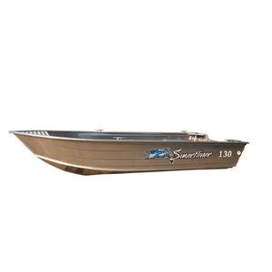bote em alumínio