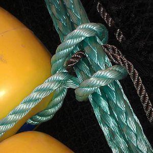 cabo náutico para rede de pesca