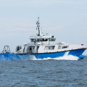 navio especial de patrulha offshore
