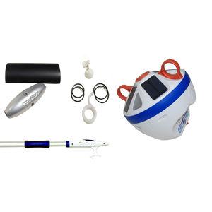 boia de ancoragem / para cabo de atracação de popa / de arinque com ajuste automático / com fonte luminosa a LED