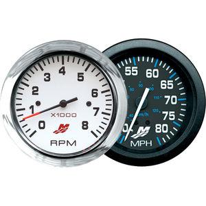 indicador para barco / de velocidade / analógico / para motor