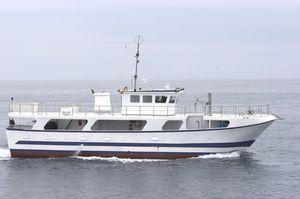 navio de pesca profissional palangreiro
