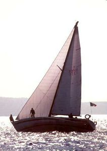 genoa / para veleiro de cruzeiro