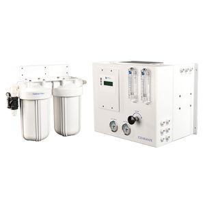sistema de tratamento de água doce / para iate / para barco / com filtro