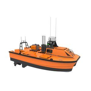 drone marítimo para estudos oceanográficos
