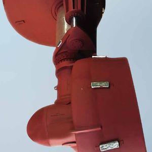 propulsor azimutal / orientável por leme / fixo / de proa