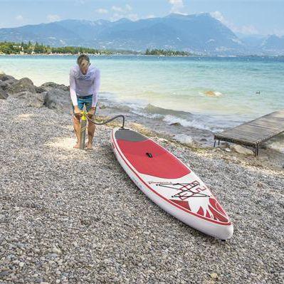 prancha de stand-up paddle de turismo / de Race / inflável