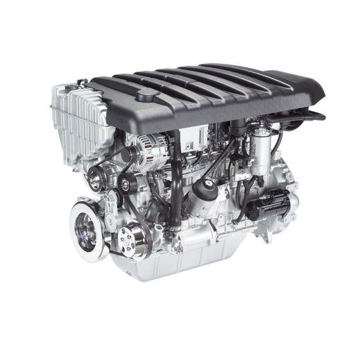 motor de centro / de propulsão / para embarcação de recreio / a diesel