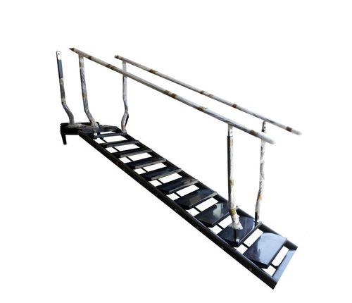 escada para iate / pivotante / de embarque / de emergência